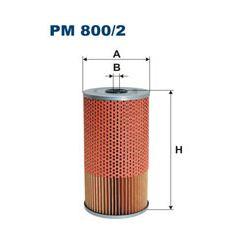 PM 800/2 F PM800/2 FILTR PALIWA SEPERATOR WODY IVECO/SCANIA/SKODA TATRA/VOLVO/LIAZ/ZETOR (OPAKOWANIE ZBIORCZE) SZT FILTRY FILTRON [870432]...