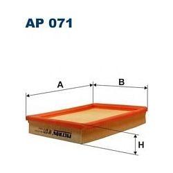 AP 071 F AP071 FILTR POWIETRZA OPEL CORSA 1,0I 1,2I 1,4I 1,6 93- SZT FILTRY FILTRON [871778]...