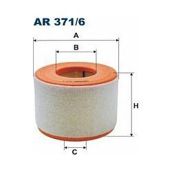 AR 371/6 F AR371/6 FILTR POWIETRZA AUDI A6 2.0 TFSI/TDI 11 SZT FILTRY FILTRON [873220]...