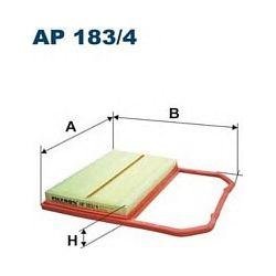 AP 183/4 F AP183/4 FILTR POWIETRZA SEAT MII/SKODA CITYGO/VW UP 1.0 11 ; SZT FILTRY FILTRON [874159]...