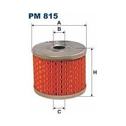 PM 815 F PM815 FILTR PALIWA CITROEN, FIAT,NYSA, PEUGEOT SZT FILTRY FILTRON [880202]...
