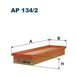 AP 134/2 F AP134/2 FILTR POWIETRZA RENAULT LAGUNA 1,9DCI SCENIC 1,9DTI SZT FILTRY FILTRON [880906]...