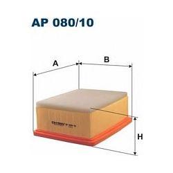 AP 080/10 F AP080/10 FILTR POWIETRZA CITROEN BERLINGO II 1.9D/2.0HDI PEUGEOT PARTNER II 1.9/2.0 SZT FILTRY FILTRON [884733]...