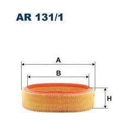AR 131/1 F AR131/1 FILTR POWIETRZA RENAULT CLIO 1,4I KANGOO MEGANE SZT FILTRY FILTRON [884850]...