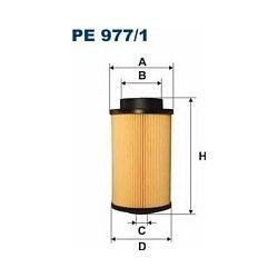 PE 977/1 F PE977/1 FILTR PALIWA MAN SZT FILTRY FILTRON [886277]...