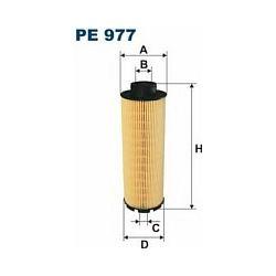 PE 977 F PE977 FILTR PALIWA MAN TG-A SZT FILTRY FILTRON [889175]...