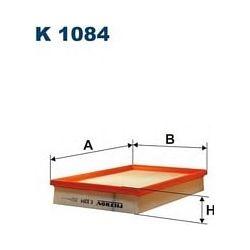 K 1084 F K1084 FILTR KABINOWY VOLVO FH 12/F16/FH16 (TD60) FILTRY FILTRON [890193]...