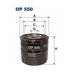 OP 550 F OP550 FILTR OLEJU LUBLIN/ZUK SIL. S16/17/18 SZT FILTRY FILTRON [892017]...