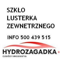 VG 0056SL0 SZKLO LUSTERKA BMW 3 E-30 83-90 E28 81-87 LE=PR PLASKIE SZT INNY KOLODZIEJCZAK SZKLA LUSTEREK INNY [851992]...