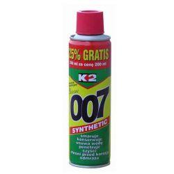 0725 IG-K2 0725 ODRDZEWIACZ PENETRANT 007 PREPARAT WIELOZADANIOWY K2 250ML INTER-GLOBAL KOSMETYKI INTER-GLOBAL [859873]...