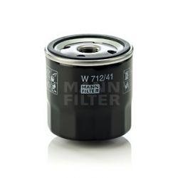 W 712/41 MAN W712/41 FILTR OLEJU OPEL ASTRA 1,7TD 94- ASTRA II 1,7TD SZT MANN-FILTER FILTRY MANN-FILTER [860193]...