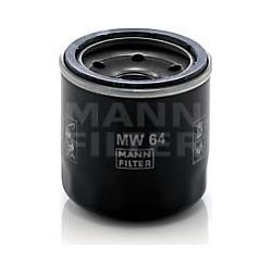 MW 64 MAN MW64 FILTR OLEJU MOTOCYKL HONDA 600 V TRANSALP SZT MANN-FILTER FILTRY MANN-FILTER [877739]...
