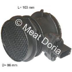 86071/1 MEA 86071/1 PRZEPLYWOMIERZ POWIETRZA - MERCEDES C180 95KW/200 120KW KOMPRESOR MEAT DORIA ELEKTRYKA MEAT DORIA [878470]...
