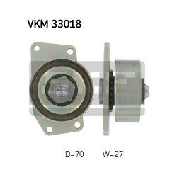 VKM 33018 SKF VKM33018 ROLKA MICRO-V NAPINAJACA CITROEN XSARA/XSARA PICASSO 1,6 16V 00-01 SZT SKF ROLKI SKF [849828]...