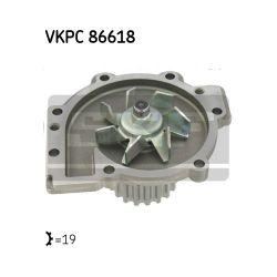 VKPC 86618 SKF VKPC86618 POMPA WODY VOLVO S40/V40/S70/V70 RENAULT LAGUNA 2,0 16V 95-01 SKF SZT SKF POMPY WODY SKF [851336]...