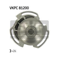 VKPC 81200 SKF VKPC81200 POMPA WODY VW GOLF II 1,3 83-87 POLO 1,3 SKF WARTBURG SZT SKF POMPY WODY SKF [851700]...