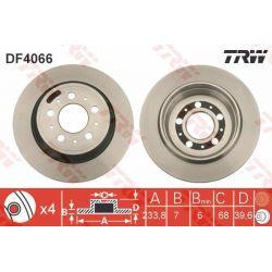 DF4066 TRW DF4066 TARCZA HAMULCOWA 288X12 P 5-OTW VOLVO S60/S80/V70/XC70 97 SZT TRW TARCZE [855089]...