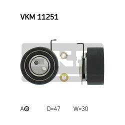 VKM 11251 SKF VKM11251 ROLKA ROZRZADU NAPINAJACA VW T4 2.5 92 ; SILNIK AAF/ACU SZT SKF ROLKI SKF [876436]...