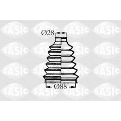 4003455 SA 4003455 OSLONA PRZEGUBU ZEWN.- RENAULT CLIO II 00- ESPACE 96- SCENIC 95-03 KPL. SASIC ZAWIESZENIE SASIC [876940]...