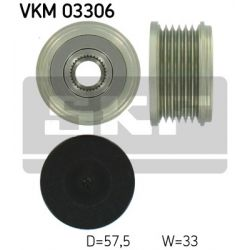 VKM 03306 SKF VKM03306 SPRZEGLO ALTERNATORA CITROEN/PEUGEOT 1.4/1.6/2.0 HDI 01 ; SZT SKF SPRZEGLA ALTERNATORA SKF [879252]...