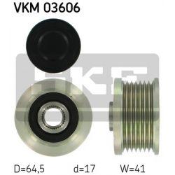 VKM 03606 SKF VKM03606 SPRZEGLO ALTERNATORA RENAULT ESPACE IV/VELSATIS 3.5 V6 02 SZT SKF SPRZEGLA ALTERNATORA SKF [879744]...