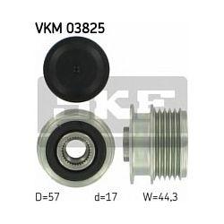 VKM 03825 SKF VKM03825 SPRZEGLO ALTERNATORA MERCEDES A W168/VANEO 1.9/2.1 99 SZT SKF SPRZEGLA ALTERNATORA SKF [879844]...