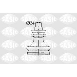 4003425 SA 4003425 OSLONA PRZEGUBU WEWN.- RENAULT CLIO/MEGANE/ESPACE FI=24/ FI=87 MM SASIC ZAWIESZENIE SASIC [881556]...