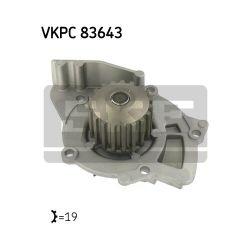 VKPC 83643 SKF VKPC83643 POMPA WODY PEUGEOT 307/407 CITROEN C5 FORD FOCUS 2.0-2.2 HDI / TDCI VOLVO SZT SKF POMPY WODY SKF [882640]...