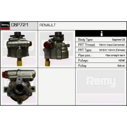 DSP721 DR DSP721 POMPA WSPOMAGANIA - RENAULT LAGUNA I/II//MEGANE/SCENIC 1.4/1.6/1.8/2.0 93 - OE 7700431532/7700431533 REMY SZT DELCO REMY PRZEK [887030]...