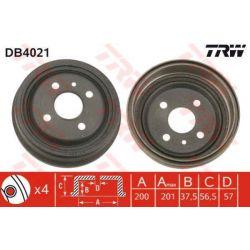DB4021 TRW DB4021 BEBEN HAMULCOWY OPEL ASTRA F 1.4/1.4 16V/1.6 91-98/ KADETT D/E 79-94 TRW SZT TRW BEBNY TRW [887374]...