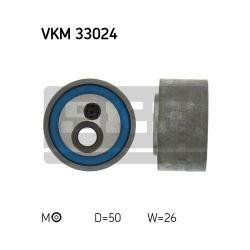 VKM 33024 SKF VKM33024 ROLKA MICRO-V NAPINAJACA CITROEN C5 2,0HDI 2001 BEZ KLIMY SZT SKF ROLKI SKF [890267]...