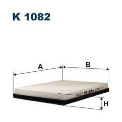 K 1082 F K1082 FILTR KABINOWY ROVER SERIA 200 96-, 400 95-(KLIMA) FILTRY FILTRON [894044]...