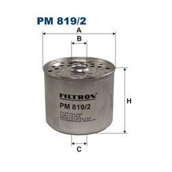 PM 819/2 F PM819/2 FILTR PALIWA DAEWOO LUBLIN LUBLIN II - WSZYST. SZT FILTRY FILTRON [894477]...