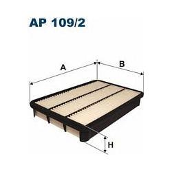 AP 109/2 F AP109/2 FILTR POWIETRZA OPEL FRONTERA B 2.2DTI/2.2I/3.2 97- SZT FILTRY FILTRON [894750]...