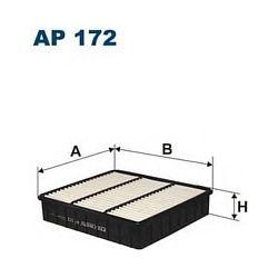 AP 172 F AP172 FILTR POWIETRZA MITS COLT 1,3I 12V-96 LANCER 1,6 SZT FILTRY FILTRON [895464]...