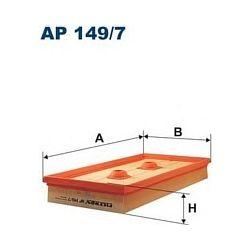 AP 149/7 F AP149/7 FILTR POWIETRZA AUDI A3 1,6 03 - ; , VW GOLF V 1,6 03- ; , VW JETTA II 1,6 05- ; SZT FILTRY FILTRON [898770]...
