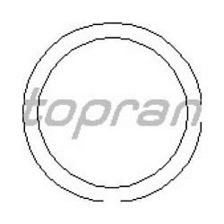 100 576 HP 100 576 USZCZELKA POMPY PALIWA VW GOLF II / POLO 83-94 OE 030127311 SZT HANS PRIES MULTILINIA HANS PRIES [900361]...