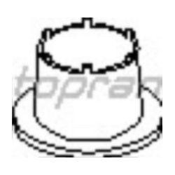 111 334 HP 111 334 TULEJKA DZWIGNI ZMIANY BIEGOW AUDI A3/SKODA FABIA/OCTAVIA/SUPERB/YETI/VW GOLF/LUPO/PASSAT/POLO SZT HANS PRIES MULTILINIA [900472]...