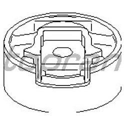 110 134 HP 110 134 PODUSZKA SILNIKA TYL AUDI A3 VW GOLF V 04 OE 1K0199867A SZT HANS PRIES MULTILINIA HANS PRIES [900516]...