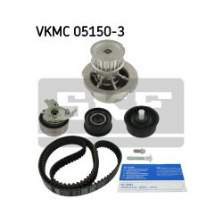 VKMC 05150-3 SKF VKMC05150-3 ZESTAW ROZRZADU + POMPA VKPC85212 OPEL ASTRA F/CORSA B/VECTRAB 1.4/1.6 94-03 SZT SKF ZESTAWY ROZRZADU SKF [902190]...