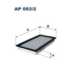 AP 093/2 F AP093/2 FILTR POWIETRZA JEEP COMPASS 2.0 CRD 06 ; SZT FILTRY FILTRON [902679]...