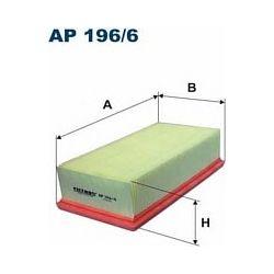 AP 196/6 F AP196/6 FILTR POWIETRZA CITROEN C3/DS3/PEUGEOT 208/301/308 SZT FILTRY FILTRON [903088]...