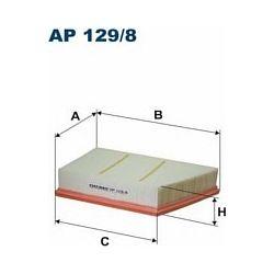 AP 129/8 F AP129/8 FILTR POWIETRZA LANDROVER FREELANDER II/RANGE ROVER EVOQUE 2.0 11 ; SZT FILTRY FILTRON [904364]...