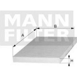CUK 24 003 MAN CUK24003 FILTR POWIETRZA MERIVA B FROM CHASSIS NO. D4000001 SZT MANN-FILTER FILTRY MANN-FILTER [904512]...