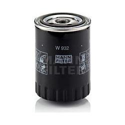 W 932 MAN W932 FILTR OLEJU RENAULT CLIO 1,9D91-98 ESPACE TD 84 SZT MANN-FILTER FILTRY MANN-FILTER [906071]...