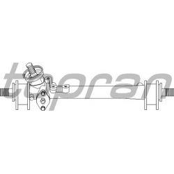 102 795 HP 102 795 PRZEKLADNIA KIEROWNICZA VW GOLF II III BEZ WSPOM GRUBY FREZ OE 191419063C SZT HANS PRIES MULTILINIA HANS PRIES [912076]...