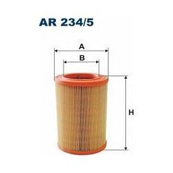 AR 234/5 F AR234/5 FILTR POWIETRZA ALFA ROMEO GIULIETTA 1.6JTDM/1.8TBI SZT FILTRY FILTRON [914159]...