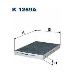 K 1259A F K1259A FILTR KABINOWY CHRYSLER 300C 04 Z WEG.AKTYWNYM SZT FILTRY FILTRON [916459]...