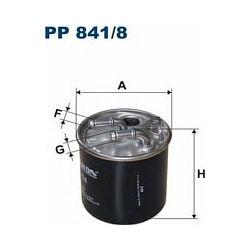 PP 841/8 F PP841/8 FILTR PALIWA MERCEDES C W204/E W212/SPRINTER II SZT FILTRY FILTRON [916474]...