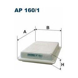 AP 160/1 F AP160/1 FILTR POWIETRZA TOYOTA AURIS 07 1.3-1.8 AVENSIS/COROLLA/YARIS SZT FILTRY FILTRON [918466]...